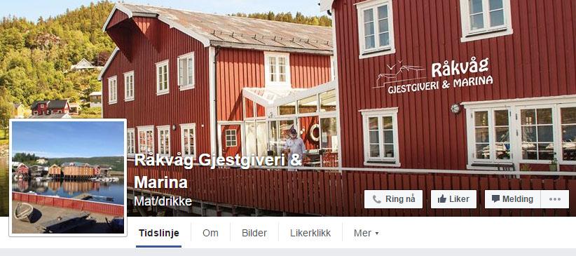Råkvåg Gjestgiveri & Marina