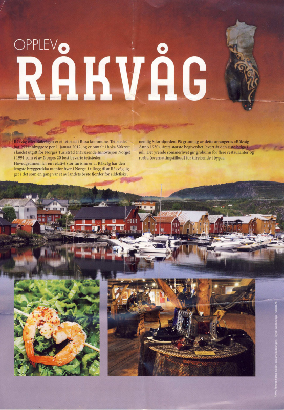 Plakat Råkvåg