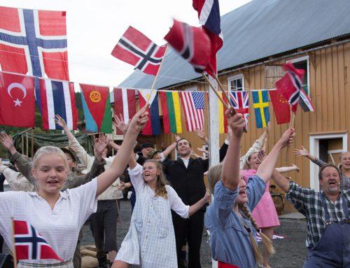 Glimt fra Stjørna Teaterlag`s forestilling 2016