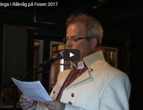 Åpning av Bryggeutstillinga 2017