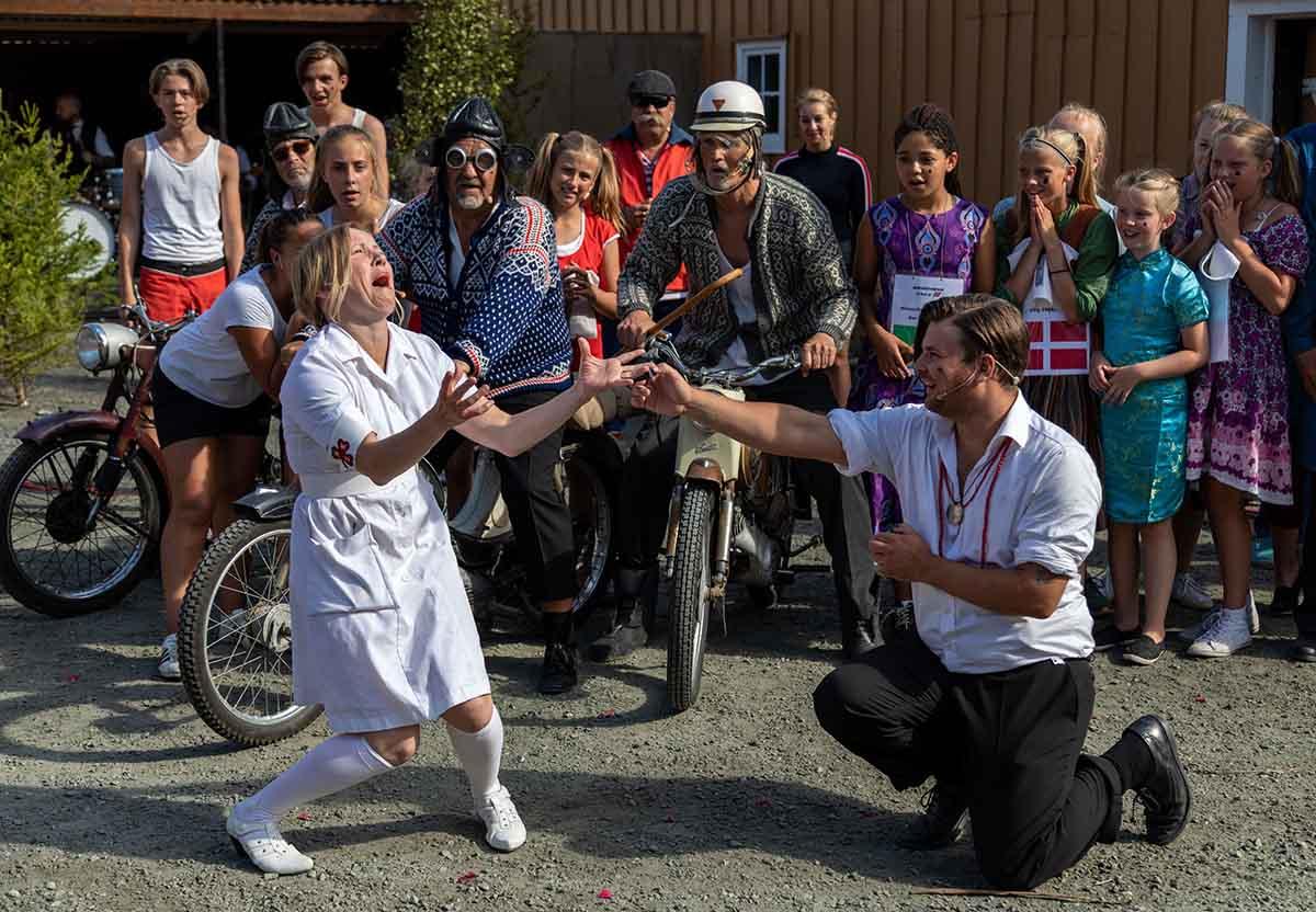 Stjørna Teaterlag 2018 - Den store stafetten
